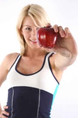 Разгрузочные дни на яблоках диета