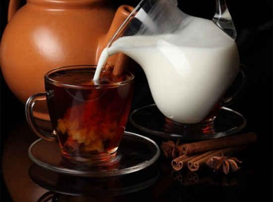 Молочно чайная диета