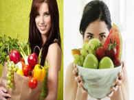 Фруктово - овощная диета
