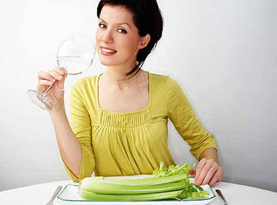 как похудеть на овощах отзывы