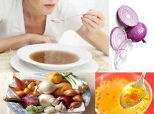 суп из лука для похудения