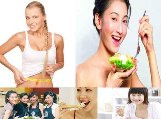 китайская диета для уминшения живота и талии