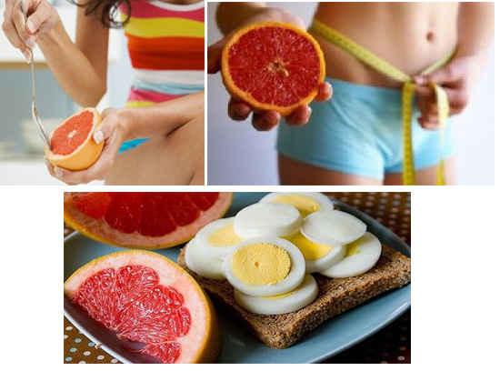 Как правильно выбирать и есть грейпфрут