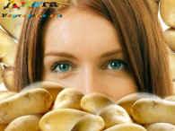 похудей блогадоря картофелю