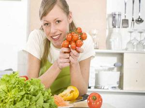 Молочно овощная диета