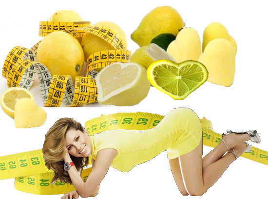 Лимон Для Похудения Женщин. Эффективен ли лимон для похудения