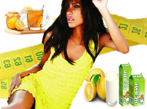 Лимонная диета фото