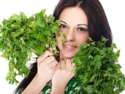 фото Зеленая диета